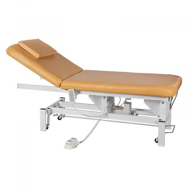 Komfortný masážny stôl SANA - béžový - 1