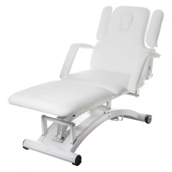 Masážny stôl DIVINE - biely - 1
