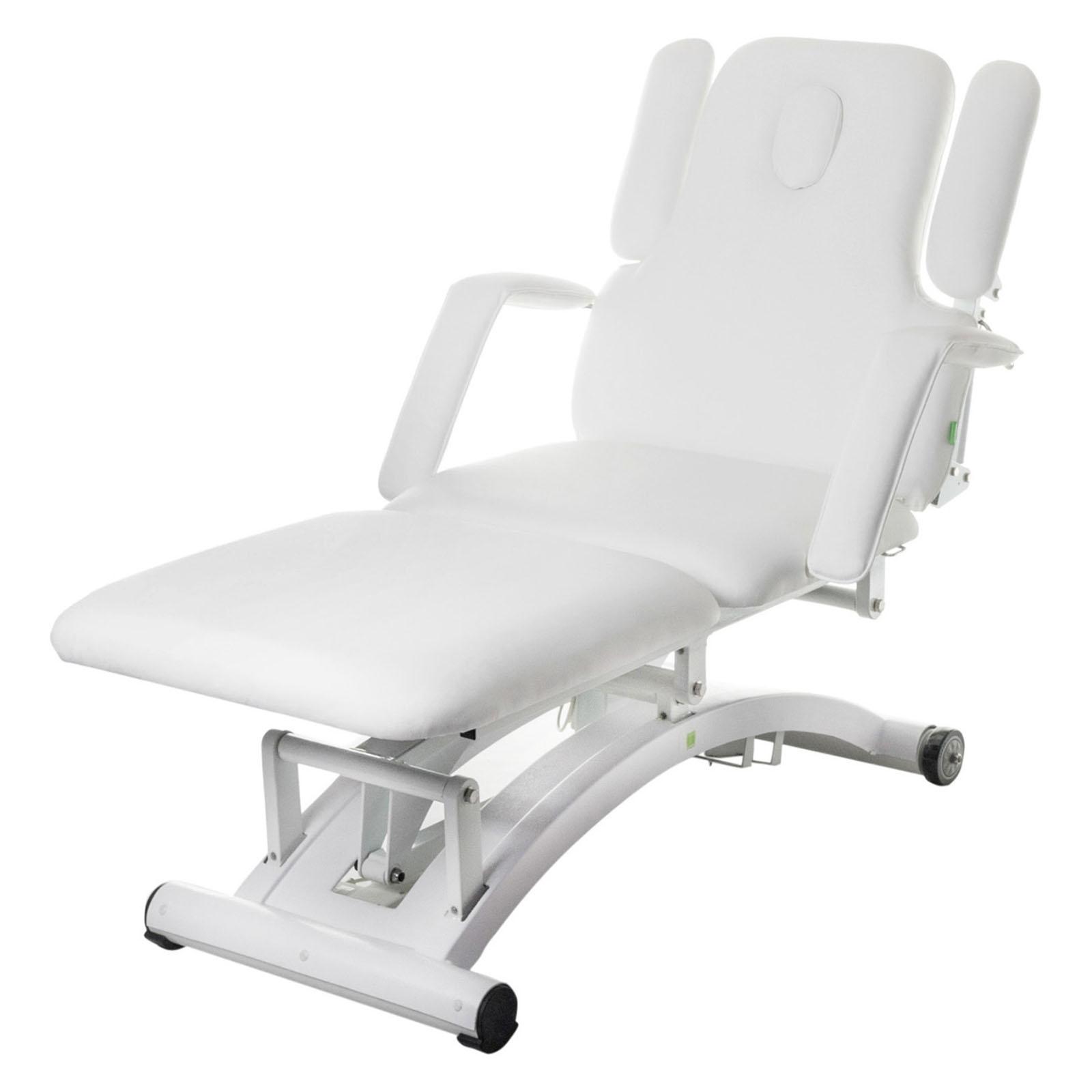 Masážny stôl DIVINE - biely | DIVINE WHITE