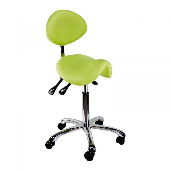 Stolička COMFORT - svetlo zelená - 1