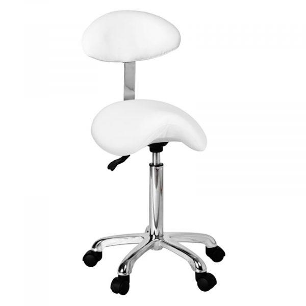 Stolička RELAXY - biela - 1
