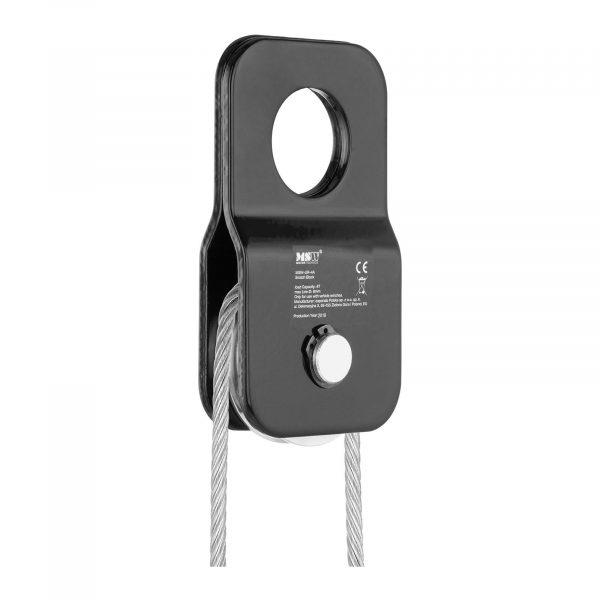 Číslo produktu: 10060186 Model: MSW-UR-4A Detaily produktu: maximálne zaťaženie: 4 t priemer lana: 1-9,5 mm funkcie otočným kotúčov zdvojnásobenie ťažnej sily