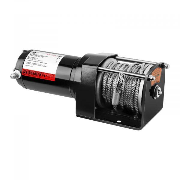 Kód produktu: 10060669 Model: PROPULLATOR 3500-D Detaily produktu: Ťažný výkon: 1 590 kg / 3 500 lbs Motor s permanentnými magnetmi Dĺžka lana: 13 m Priemer lana: 5,5 mm Veľkosť bubna: Ø 32 mm