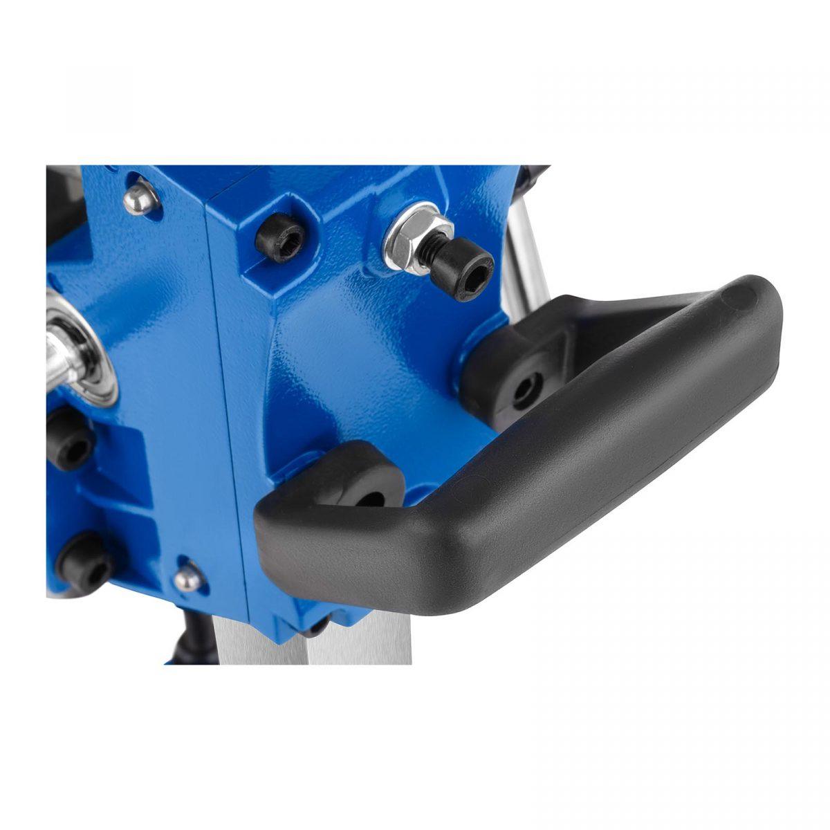 Číslo produktu: 10060437 Model: MSW-DDM152 Detaily produktu: Výkon: 2 880 W Počet otáčok 1 200 ot / min Max. priemer vŕtania 152 mm Stojanová a ručná jadrová vŕtačka Vrátane systému vodného chladenia