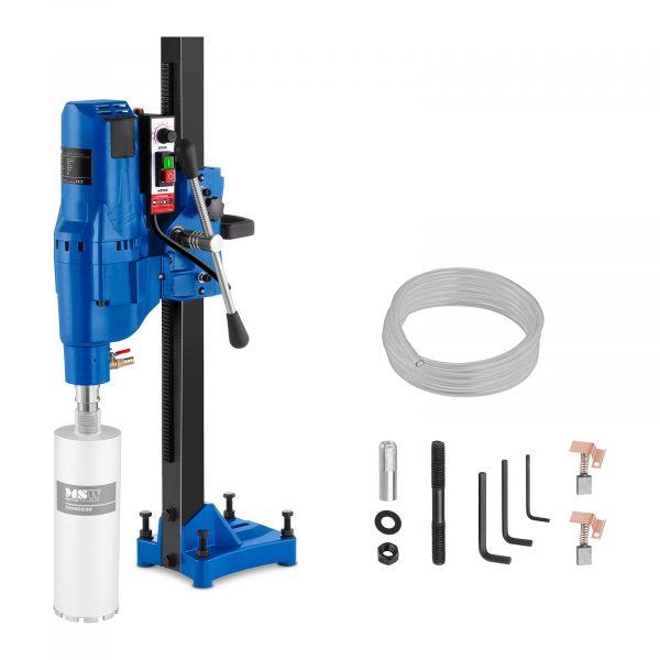 Číslo produktu: 10060438 Model: MSW-DDM255 Detaily produktu: Výkon: 4 350 W Počet otáčok 580 ot / min Max. priemer vŕtania 255 mm Vrátane systému vodného chladenia Sieťový kábel s chráničom PRCD