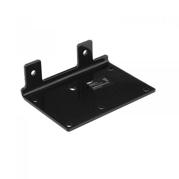 Číslo produktu: 10060183 Model: PROMOUNT 2000/3500 Detaily produktu: Ťažný výkon do 3 500 lbs / 1 590 kg Oceľová doska 132 x 186 mm Rozstup dier 78,3 mm Hrúbka 4,5 mm Čierny lak