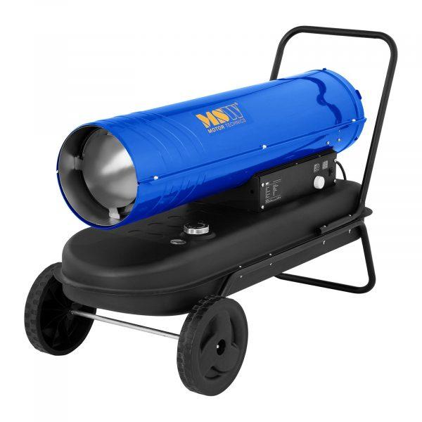 Číslo produktu: 10060852 Model: MSW-TB-DH-50000 Detaily produktu: Vykurovací výkon: 50 kW Kapacita palivovej nádrže: 56 l Automatická ochrana proti prehriatiu mobilný Trieda ochrany IP IP24