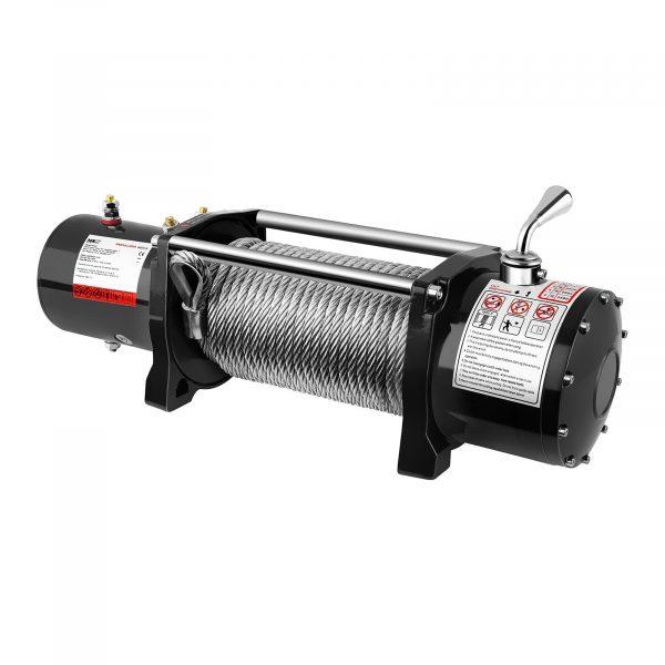Kód produktu: 10060671 Model: PROPULLATOR 9500-B Detaily produktu: Ťažný výkon: 4 310 kg / 9 500 lbs Motor s permanentnými magnetmi Dĺžka lana: 28 m Priemer lana: 9,5 mm Veľkosť bubna: Ø 64 mm