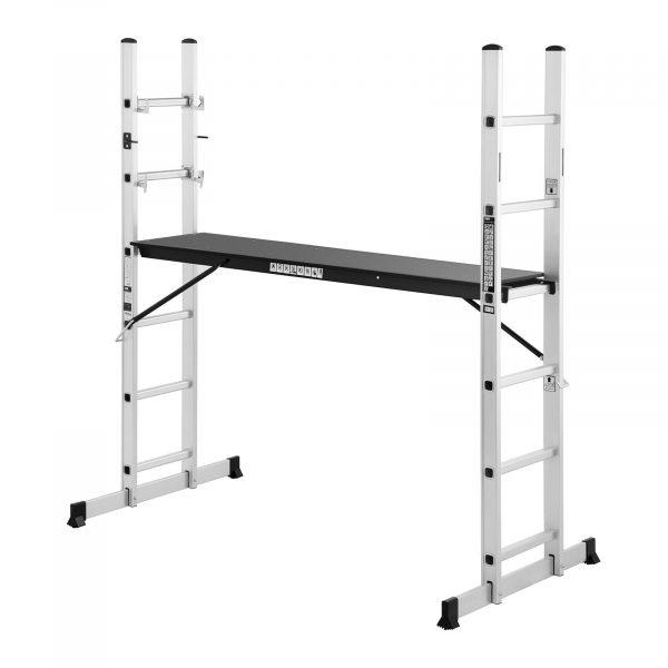 Rebríkové lešenie - 2,7 m - 150 kg - 10060951 Rebríkové lešenie - 2,7 m - 150 kg.
