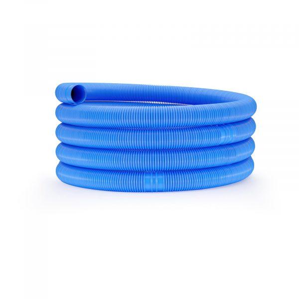 Bazénová hadica - Ø32 mm | 6 m je vhodná na čistenie rôznych typov bazénom. Ľahká, pevná, flexibilná a odolná voči chlóru.