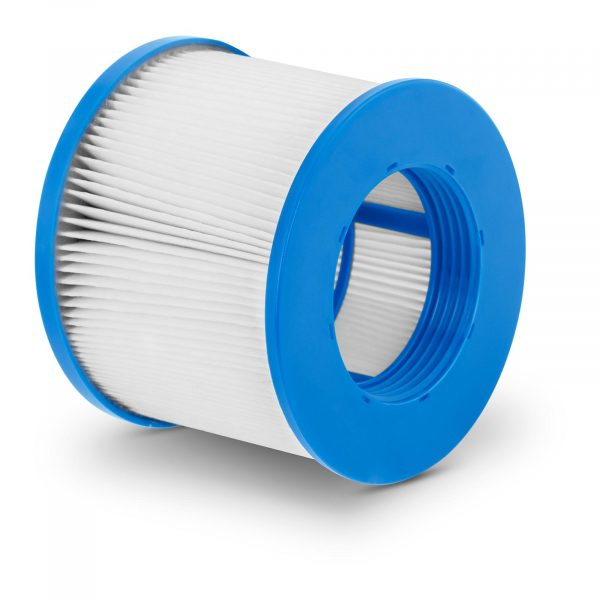 Kartušové filtračné vložky - 6 ks | Ø 65/105 mm - výška 78 mm, obsahujú šesť náhradných filtračných kartuší zabezpečí 168 hodín spoľahlivej filtrácie.
