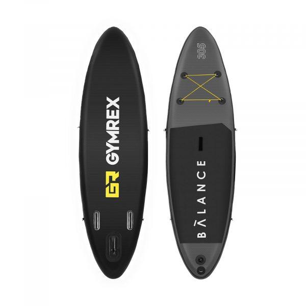 Nafukovací stand up paddleboard sada 305 x 79 x 15 cm | 135 kg , zariadenie, ktoré sa používa pri vodných športoch na jazerách, vodných nádržiach, moriach.