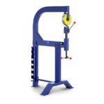Valcovací prieťažný stroj | 710 mm je zariadenie určené pre autoservisy, lakovne a klampiarské dielňe. Účinne vyhladzuje poškodené čast karosérií.