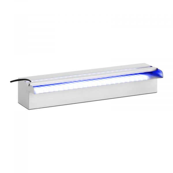 Bazénový chrlič - 60 cm s LED osvetlením- 1