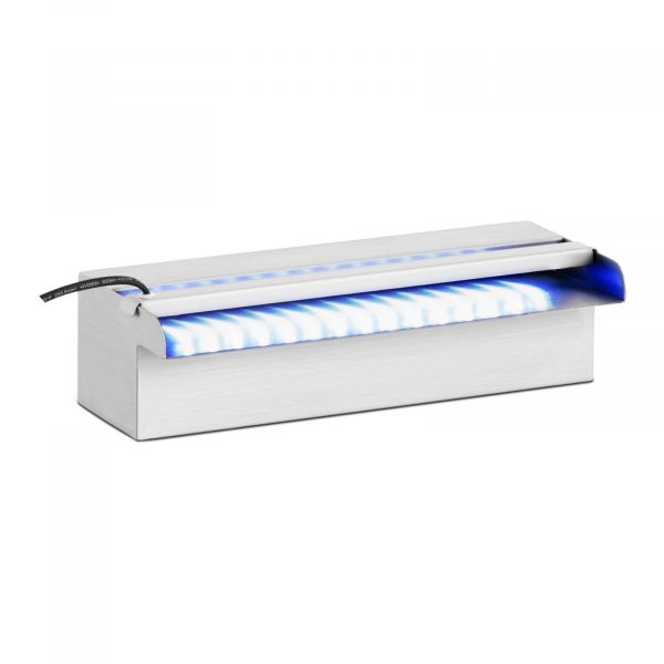 Bazénový chrlič s LED osvetlením - 30 cm - 1