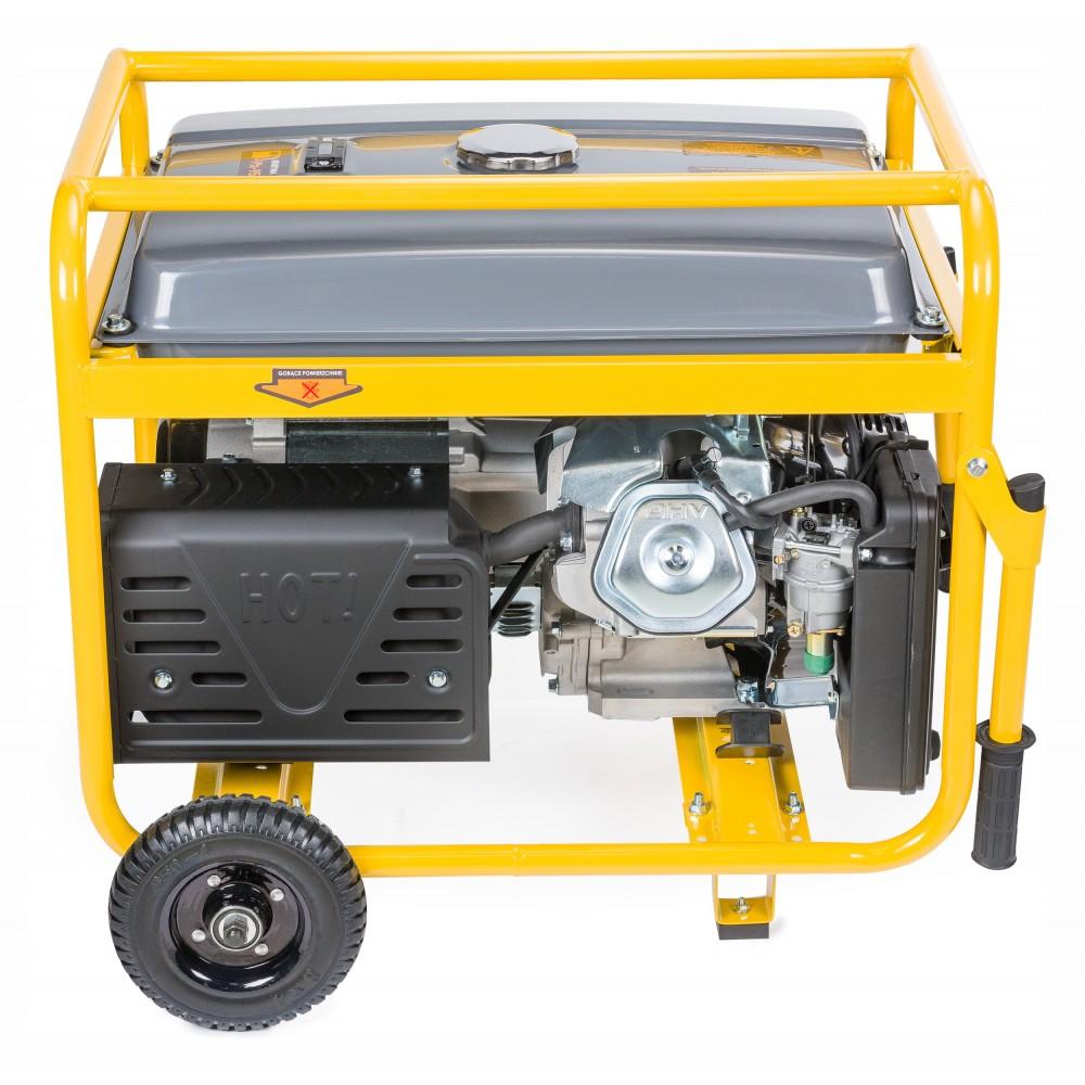 Elektrocentrála 230V / 12V | PM-AGR-6500KE-K - 6