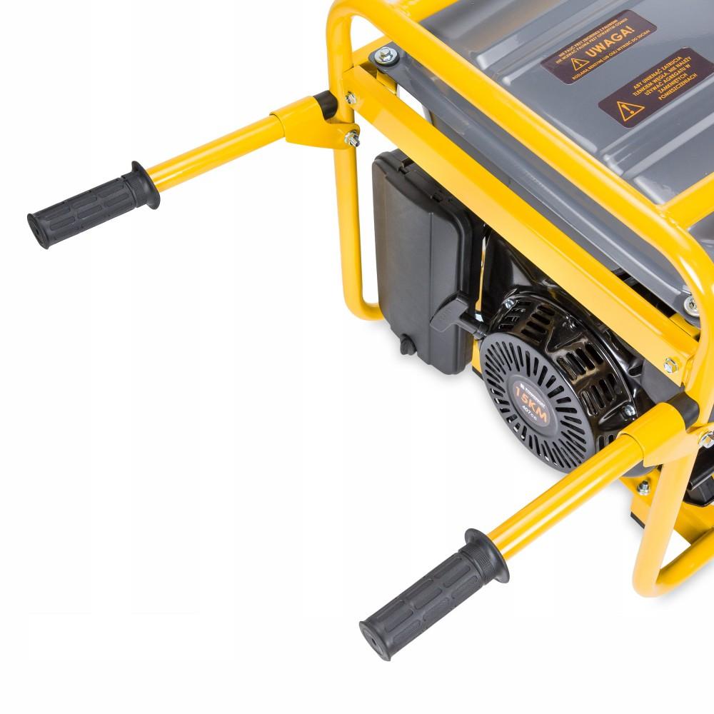 Elektrocentrála 230V / 12V | PM-AGR-6500KE-K - 9