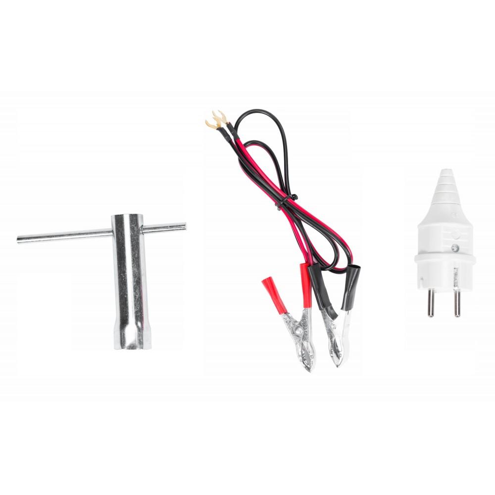 Elektrocentrála + elektrický štartér 230V / 12V | PM-AGR-3000KE-EL - 13