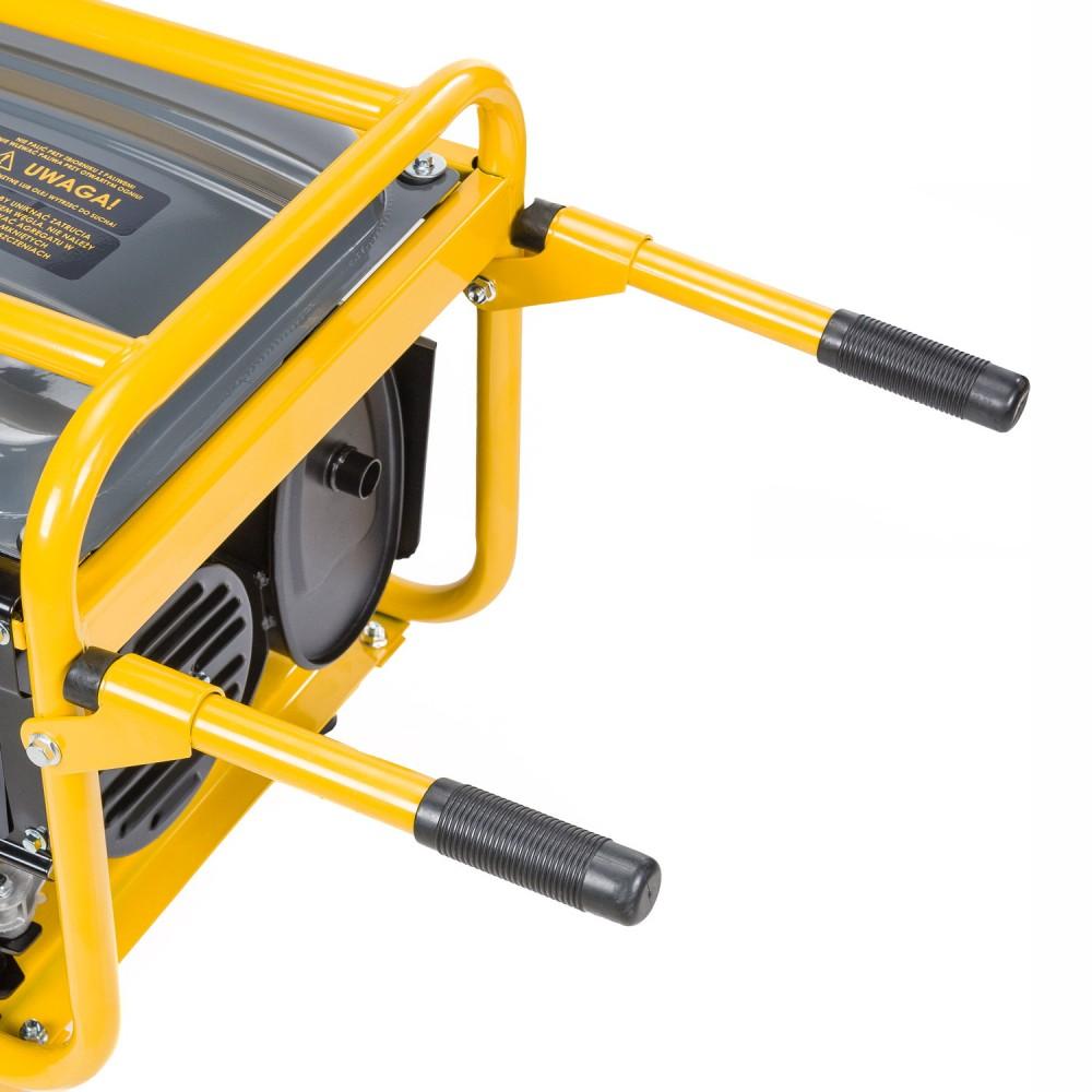 Elektrocentrála + elektrický štartér 230V / 12V | PM-AGR-3000KE-EL - 3