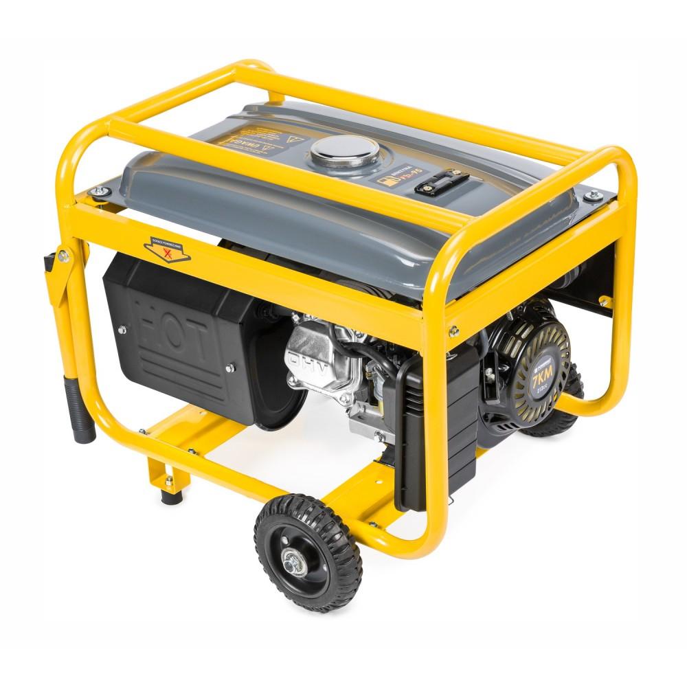 Elektrocentrála + elektrický štartér 230V / 12V | PM-AGR-3000KE-EL - 5