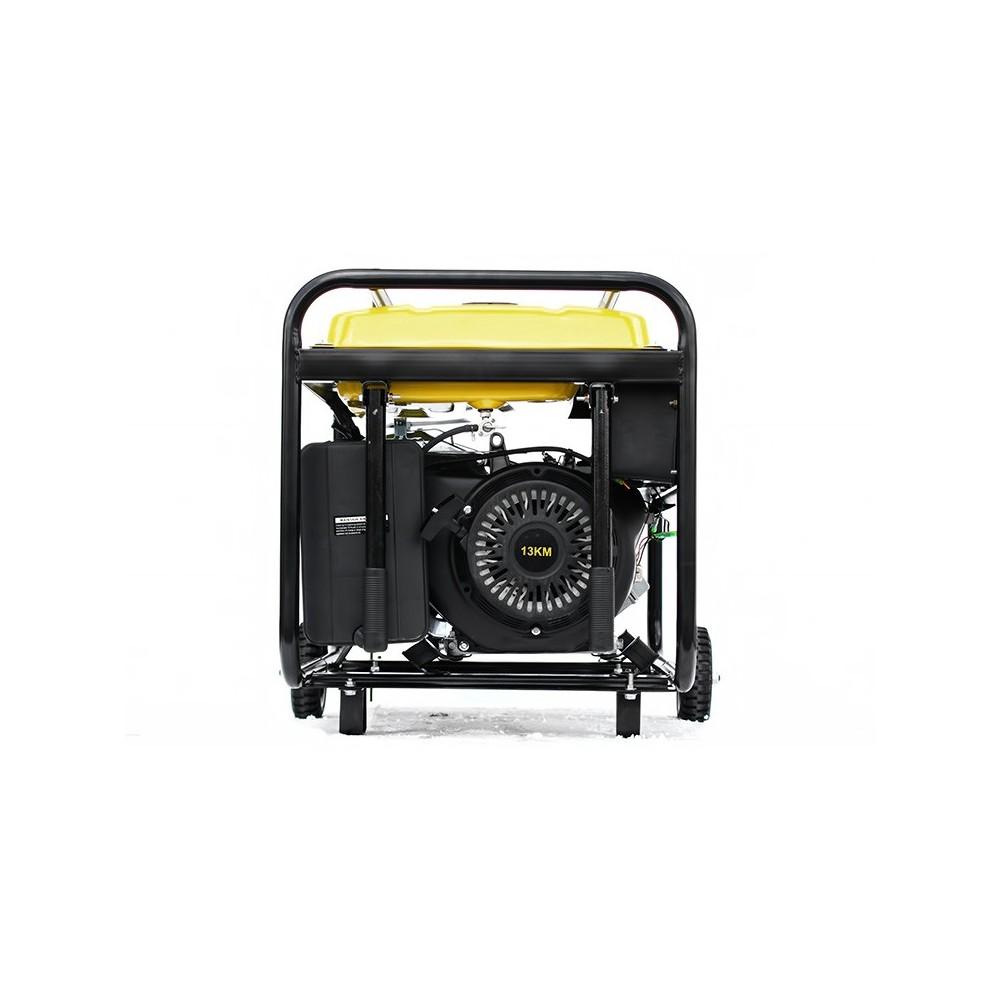 Elektrocentrála + elektrický štartér 230V / 12V   PM-AGR-6500KE - 1