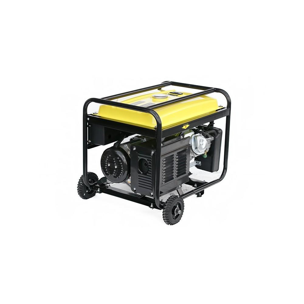 Elektrocentrála + elektrický štartér 230V / 12V   PM-AGR-6500KE - 2