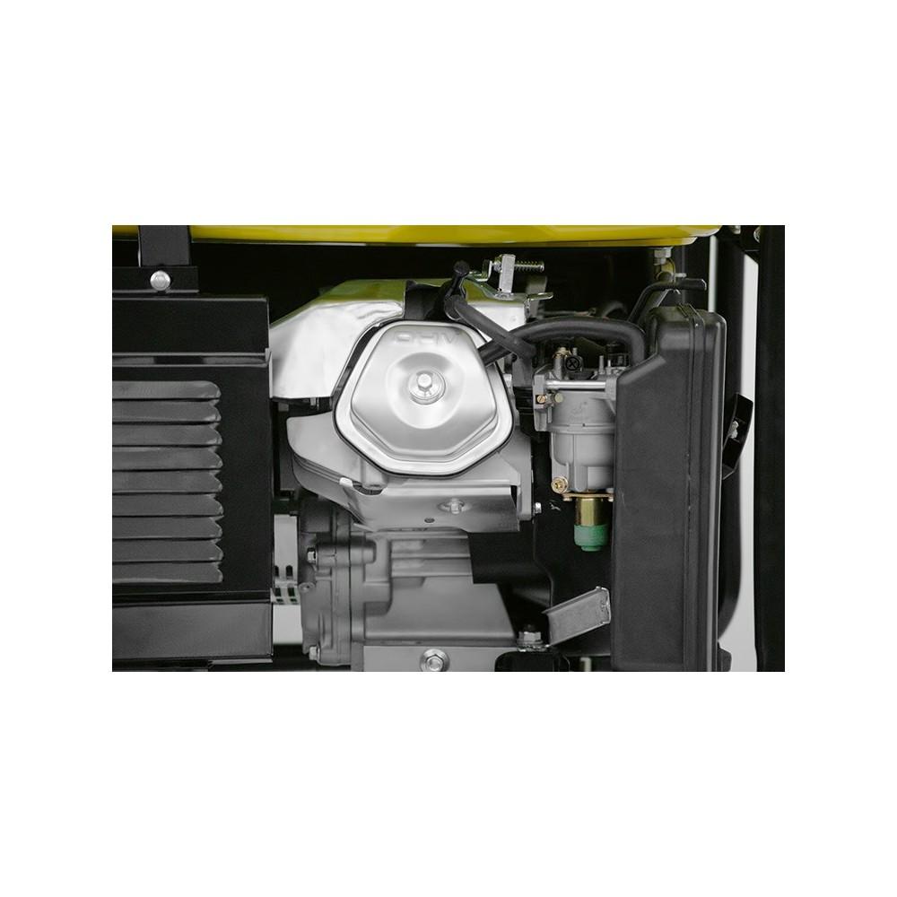 Elektrocentrála + elektrický štartér 230V / 12V   PM-AGR-6500KE - 4
