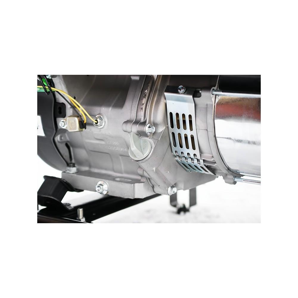Elektrocentrála + elektrický štartér 230V / 12V   PM-AGR-6500KE - 5