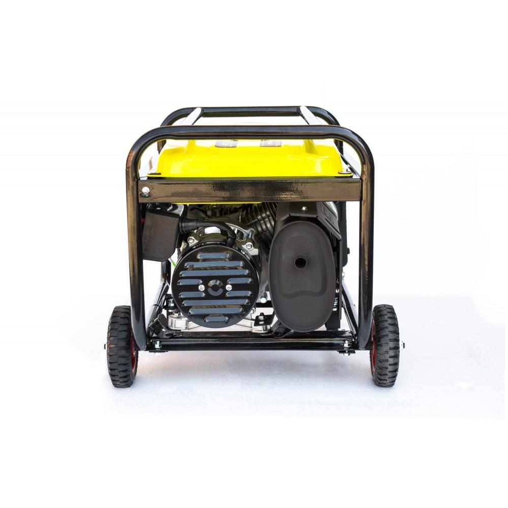 Elektrocentrála s kolesami 230V / 12V | PM-AGR-3000KE - 2