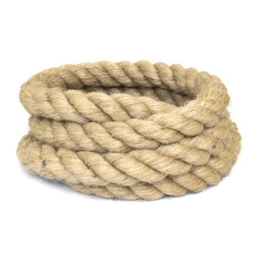 Konopné lano 60mm