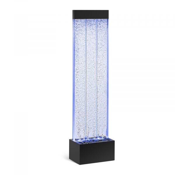 Vodný panel s bublinkami s LED osvetlením - 1