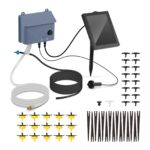 Solárny zavlažovač do záhrady - 600 ml min - 1
