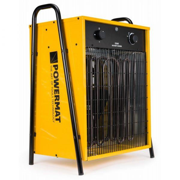 Elektrický ohrievač s ventilátorom - 22 kW PM0709 - 1