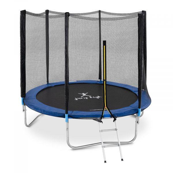 Záhradná trampolína - modrá, 100 kg UNI_TRAMPOLINE_04 - 1