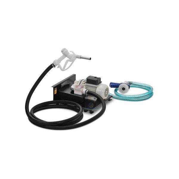 Čerpadlo na AdBlue počítadlo a hadica | 35-45 l/min, vrátane hadíc, držiaku, počítadla, výkon: 550 W, napätie: 230 V na AdBlue, alkohol, etanol, amoniak, vodu.