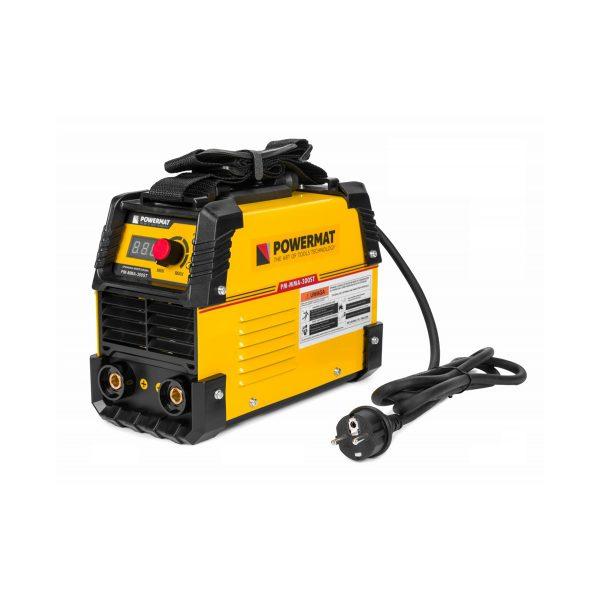 Invertorová zváračka 300A IGBT | PM-MMA-300ST, Rozsah zváracieho prúdu: 20 - 300 AElektródové zváranie v rozsahu: 1,6 - 4,0 mm.