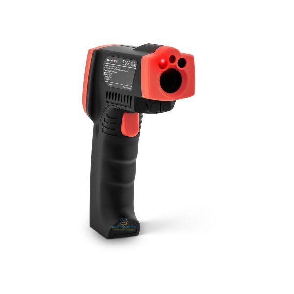 Laserový infračervený Pyrometer | od -50°C do 1300°C, diódový laser, meranie veľmi horúcich povrchov, napr. pri obrábaní kovov, alebo na chladných miestach.