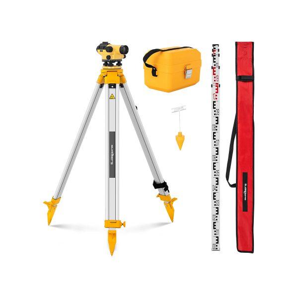 Optická vodováha + statív – priemer 36 mm SBS-LIS-2836 - 1