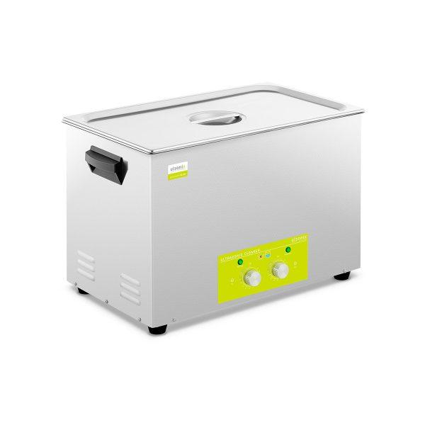 Ultrazvuková čistička - 22 litrov - 360 W | 40 kHz, model: PROCLEAN 22.0H, pre chirurgické a stomatologické nástroje, tetovacie a laboratórne štúdia.