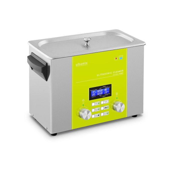 Ultrazvuková čistička - 4 litre |160 W - DSP model: PROCLEAN 4.0DSP, 2 ultrazvukové generátory, Nehrdzavejúca oceľ, časovač 0-60 minút.