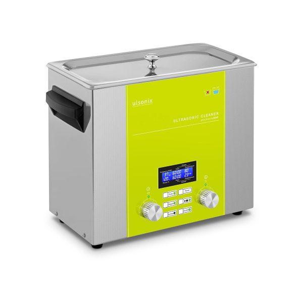 Ultrazvukový čistič - 6 litrov | 240 W - DSP model: PROCLEAN 6.0DSP, využitie v lekárskych a stomatologických klinikách, tetovacích štúdiách.