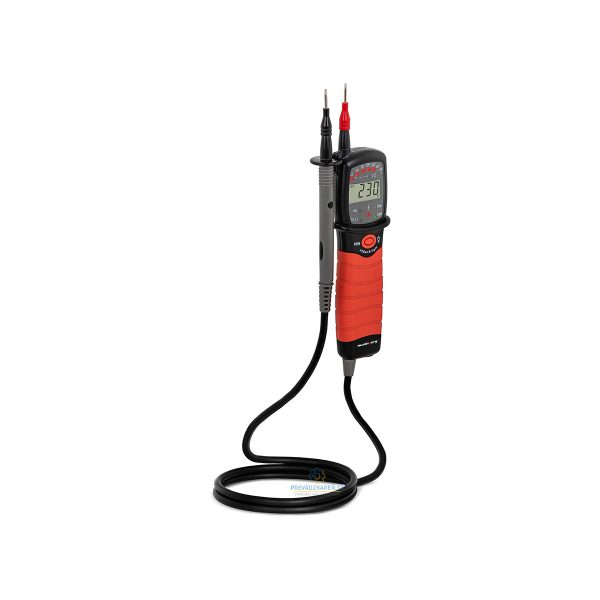 Skúšačka napätia | digitálna 12-690 V AC/DC, krytie IP64, rozsah 12-690 V, na batérii LCD obrazovka, pomocník pri každodennej práci elektrikára.
