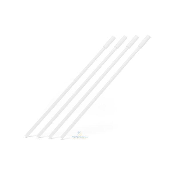 Odstraňovač magnetických miešadiel teflón 305 mm - 4 ks, Ušľachtilá oceľ, teflón, dĺžka: 305 mm, magnet: 10 mm, tyč Ø: 7 mm, vhodný doplnok do laboratória.
