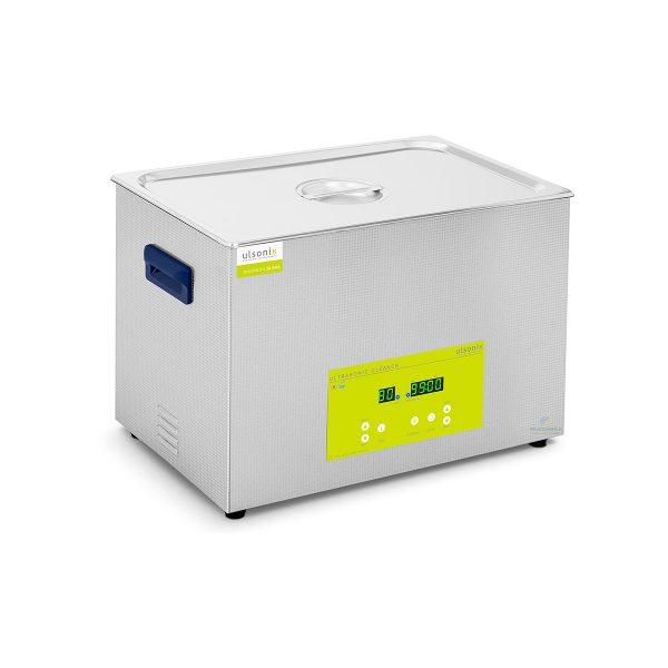 Ultrazvuková čistička | 30 litrov - 600 W, nerezové prevedenie, degas - odplynenie, čistenie o výkone 600 W, ultrazvuková frekvencia 40 kHz, LED displej.