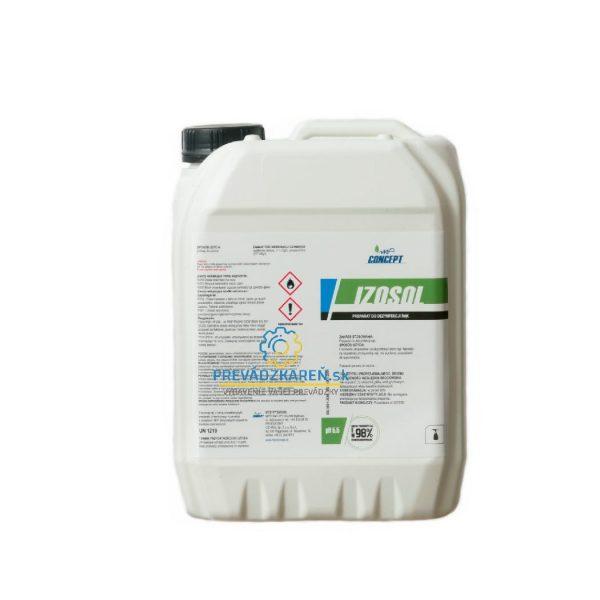 Antibakteriálny gél na ruky 5L - bezoplachový