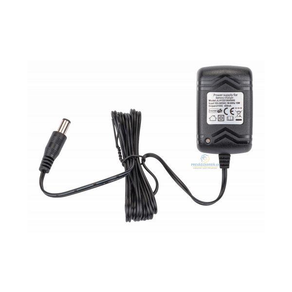 Nabíjačka batérií 21V / 450mA INTERpule Powermat | PM-IPSC-220C-W, určená na nabíjanie batérií 1,5 Ah až 3 Ah, pre AKU náradie Powermat - INTERpulse.