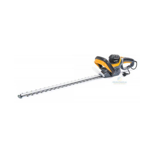 Nožnice na živý plot - elektrické | PM-NE-1800C 61CM 1800W, nastavenie uhla rukoväte, vysoký výkon, nízka hmotnosť, tichý chod. Strihanie plotov a kríkov.