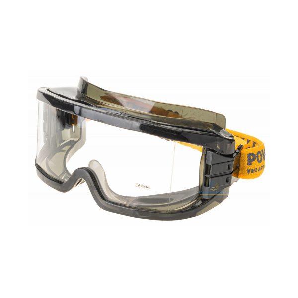 Ochranné okuliare pracovné | PM-GO-OG1, spĺňajú požiadavky normy EN166, nepriama ventilácia proti roseniu, zobrazenie panoramatické.