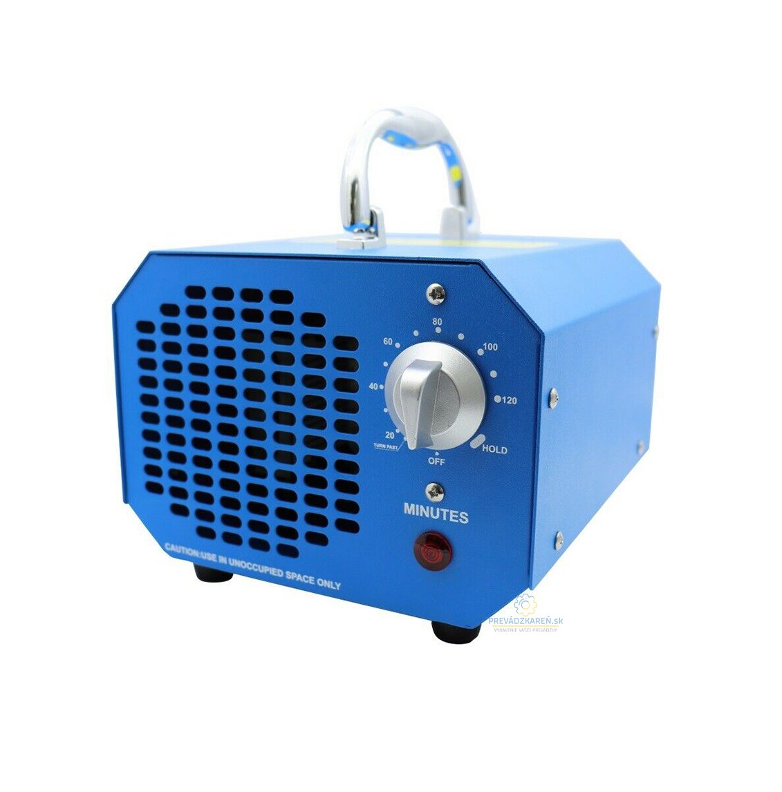 Ozónový generátor 6G Eco | 1 - 200m³