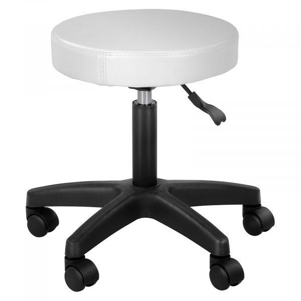 Otočná stolička SIMPLEX - biela 4047-1.jpg
